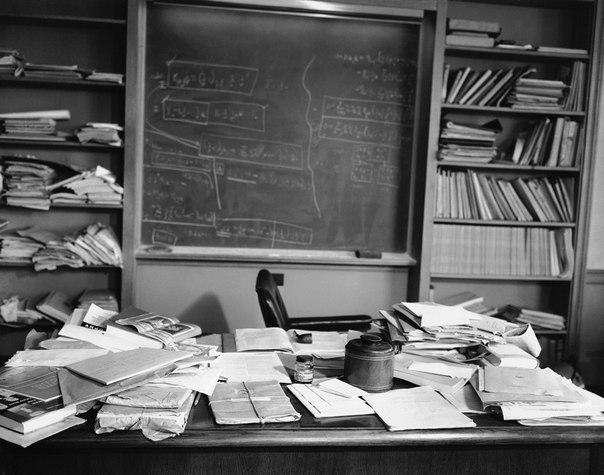 Офис Альберта Эйнштейна