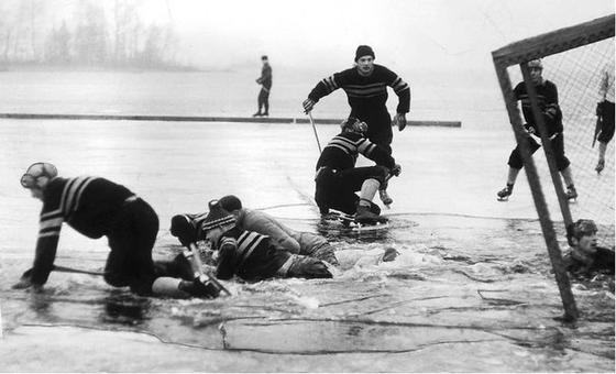 Хоккей в Швеции, 1959 г.