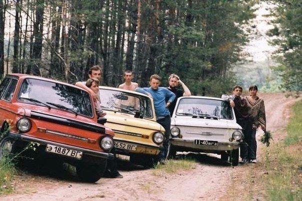 Авто в СССР